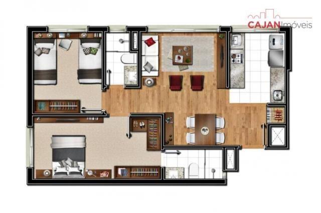 Apartamento com 2 dormitórios à venda, 61 m² por R$ 445.900,00 - São Sebastião - Porto Ale - Foto 14