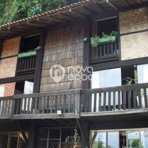 Casa à venda com 3 dormitórios em Cosme velho, Rio de janeiro cod:BO3CS37990 - Foto 19