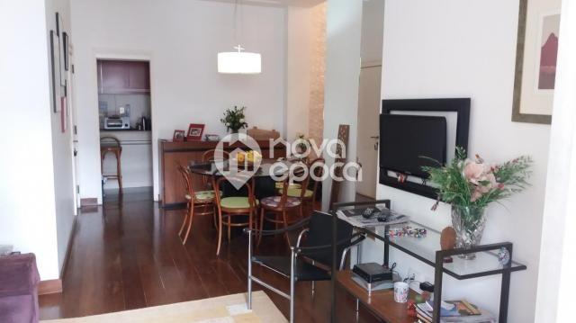 Apartamento à venda com 4 dormitórios em Laranjeiras, Rio de janeiro cod:LB4CB14105 - Foto 3