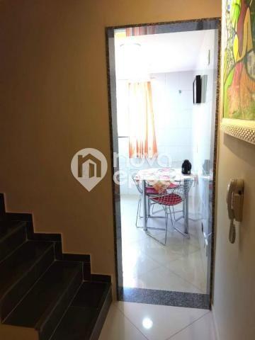 Casa de vila à venda com 2 dormitórios em Del castilho, Rio de janeiro cod:ME2CV33962 - Foto 14