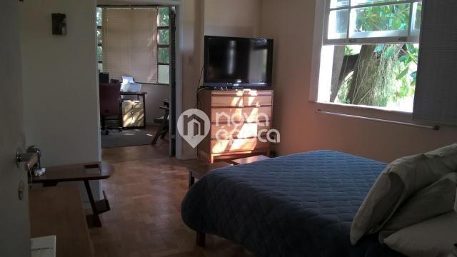 Apartamento à venda com 3 dormitórios em Cosme velho, Rio de janeiro cod:FL3AP36506 - Foto 15