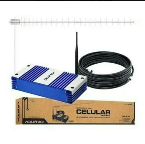 Repetidor de Celular Aquário RP-870 - Foto 2