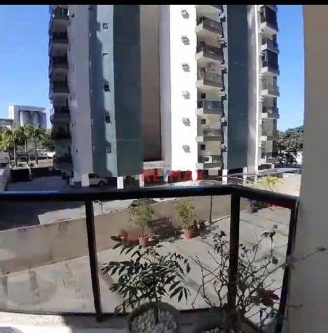 Apartamento com localização privilegiada, na Avenida Soares Lopes. - Foto 2