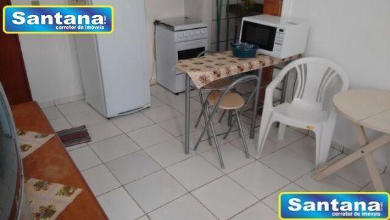 Apartamento à venda com 1 dormitórios em Belvedere, Caldas novas cod:1030 - Foto 6