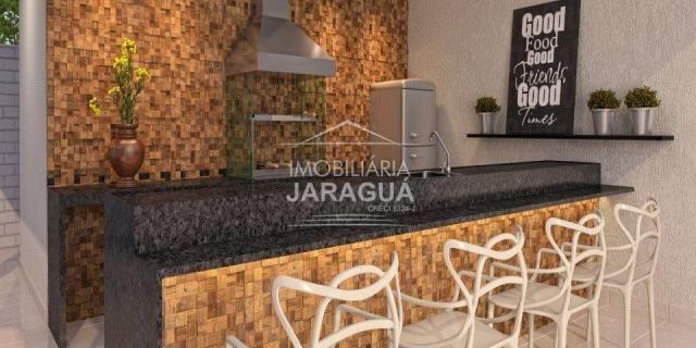 Apartamento à venda, 2 quartos, 1 vaga, barra do rio cerro - jaraguá do sul/sc - Foto 4