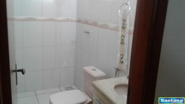 Casa à venda com 3 dormitórios em Itaguai i, Caldas novas cod:2789 - Foto 8