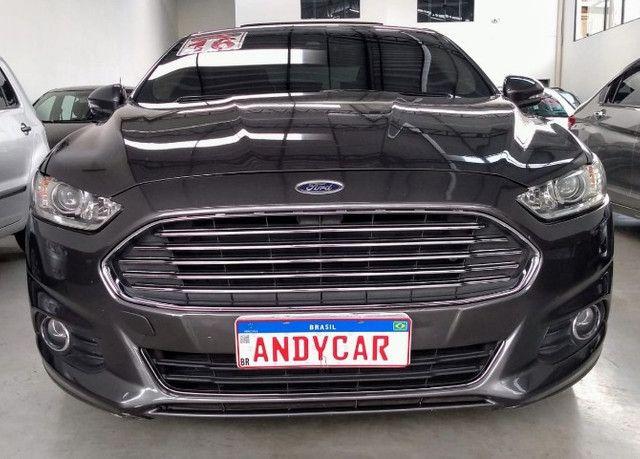 Ford Fusion Titaniun AWD 2.0 gasolina 2016