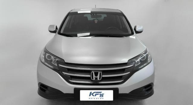 Honda CRV 2.0 LX Prata Automático Completo CR-V - Foto 2