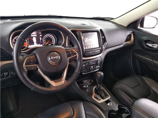 Jeep Cherokee 3.2 limited 4x4 v6 24v gasolina 4p automático - Foto 8
