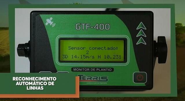 Monitor de Plantio Terris Tecnologia - Foto 2