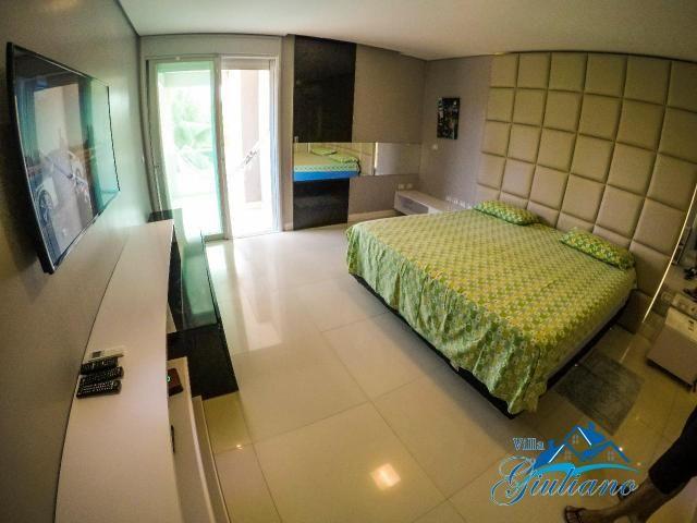 Super luxo 5 quartos- Hibiscus Ipioca Maceio - Foto 10