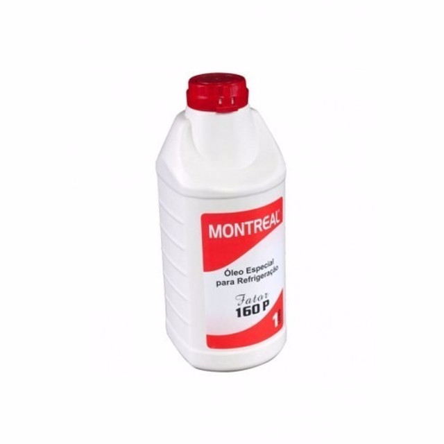 Óleo montreal mineral fator 160P ISO vg 32 1 litro