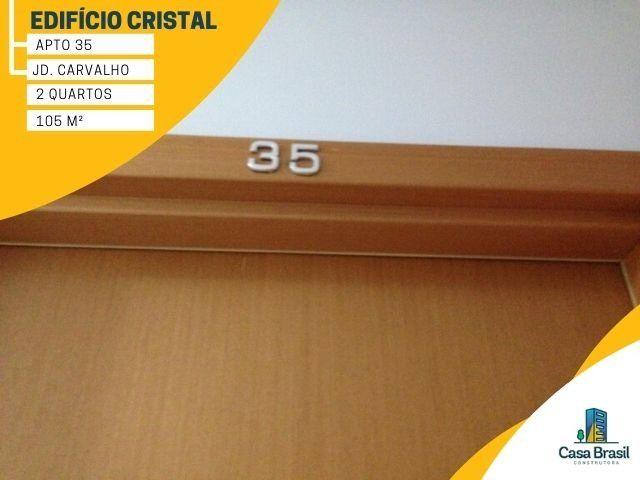 Apartamento com 2 quartos e 2 vagas para alugar em Ponta Grossa - Jardim Carvalho - Foto 6