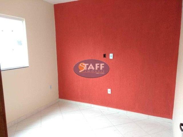 K-32: Casa com 2 quartos Pronta entrega, no Centro por R$ 135.000 - Unamar - Cabo Frio/RJ - Foto 4