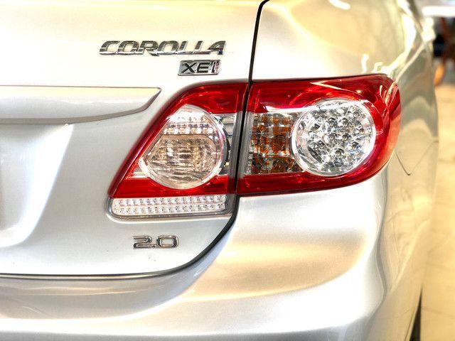 Corolla 2014 XEi 2014 $58900 (aceito troca) - Foto 4