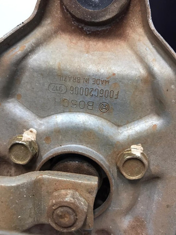 Motor Limpador Parabrisa Gol G3 G4 F006c20006 - Foto 5