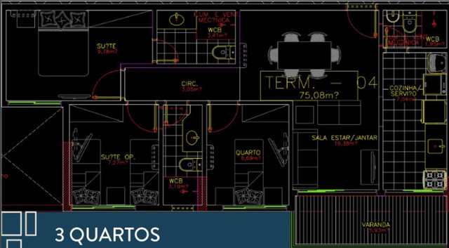 Lançamento 5% de Sinal e 120 meses sem intercaladas na Ponta Verde - Foto 12