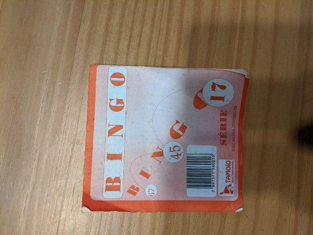 Bloquinho para jogo de bingo - Foto 2