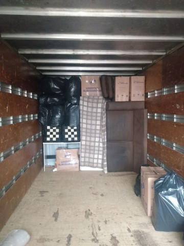 Fretes e mudança caminhão baú grande 7 metros - Foto 3