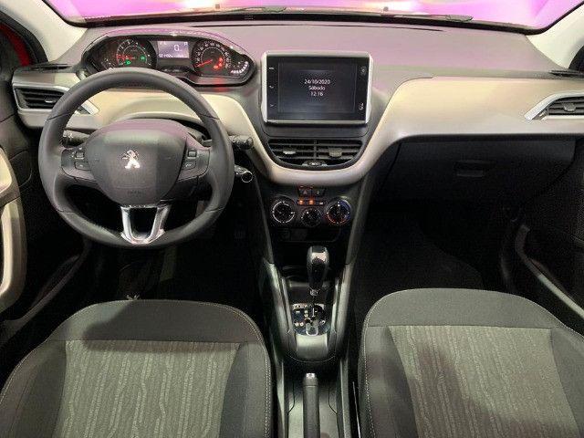 Peugeot 2008 Allure 1.6 2020 com baixo km - Foto 10