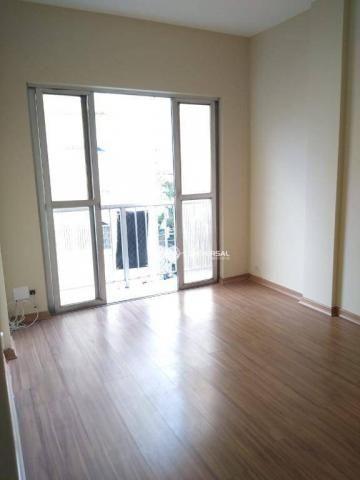 Cobertura com 3 quartos para alugar, 159 m² por R$ 1.500/mês - Centro - Juiz de Fora/MG - Foto 5