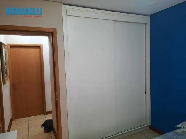 Apartamento com 3 dormitórios à venda, 112 m² por R$ 700.000,00 - Centro - Piracicaba/SP - Foto 8