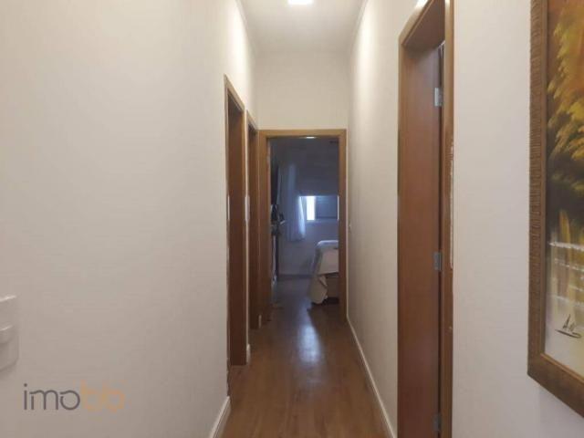 Casa com 4 dormitórios à venda, 183 m² por R$ 800.000 - Jardim Park Real - Indaiatuba/SP - Foto 14