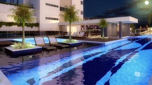 Apartamento em Manaíra 126 m², com 2 suítes - Foto 3