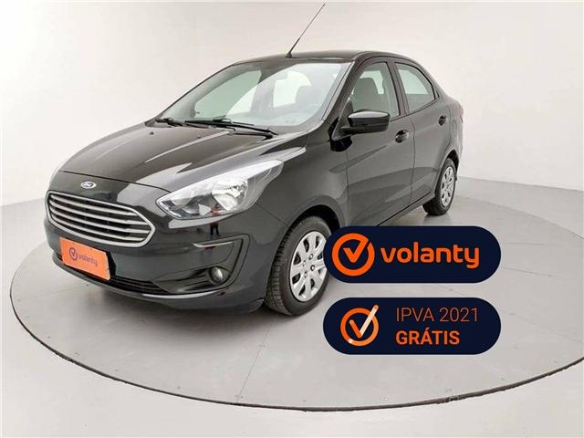 Ford Ka 1.0 ti-vct flex se plus sedan manual