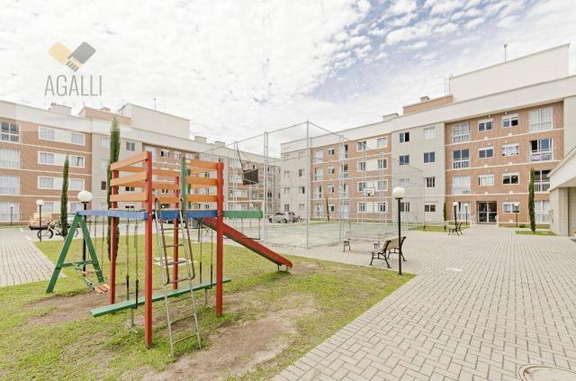 Apartamento com 2 dormitórios para alugar por R$ 1.300,00/mês - Hauer - Curitiba/PR - Foto 10