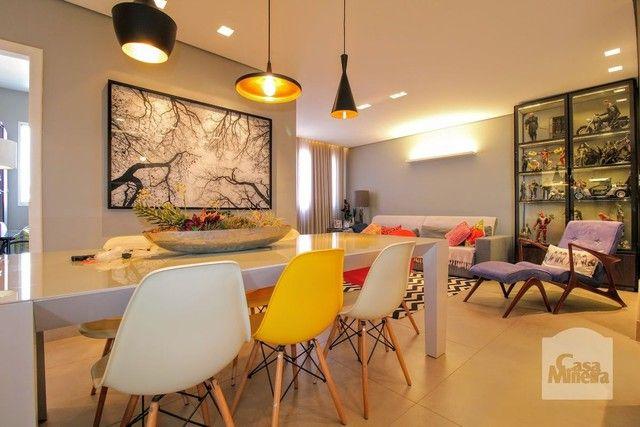 Apartamento à venda com 3 dormitórios em Santa efigênia, Belo horizonte cod:345220 - Foto 4