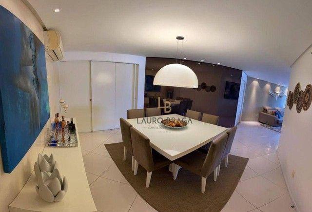 Apartamento com 3 dormitórios à venda, 164 m² por R$ 1.365.000,00 - Ponta Verde - Maceió/A - Foto 6