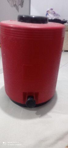 Garrafa térmica 12 litros