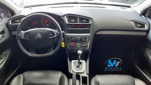 Citroen C4 Lounge 2.0 Tendance Gasolina Automático - Foto 8