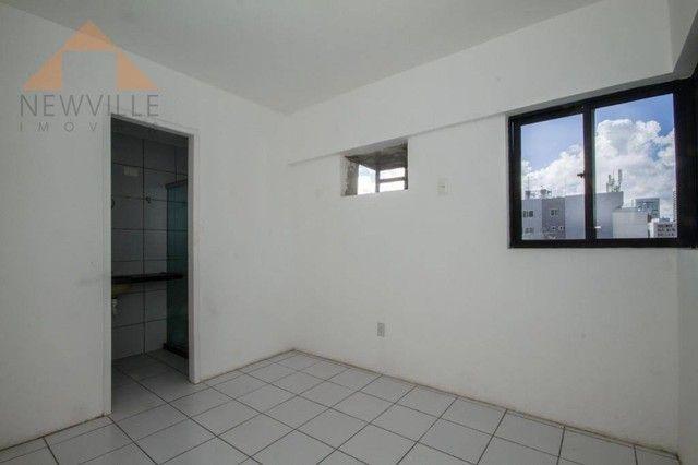 Apartamento com 3 quartos para alugar, 98 m² por R$ 3.330/mês - Boa Viagem - Recife/PE - Foto 11