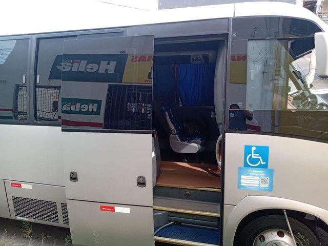 Micro-ônibus W9 Marcopolo/Volare Executivo 32 Lugares - Foto 7