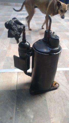 Placa e compressor de ar condicionado LG - Foto 3