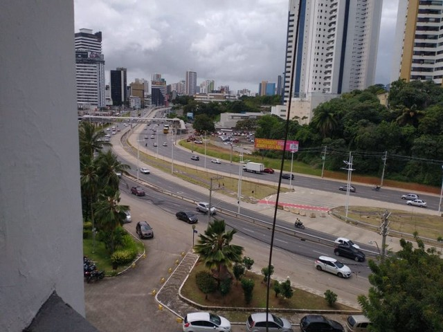 Apartamento com 1 dormitório para alugar, 40 m² por R$ 600,00/mês - Candeal - Salvador/BA - Foto 5
