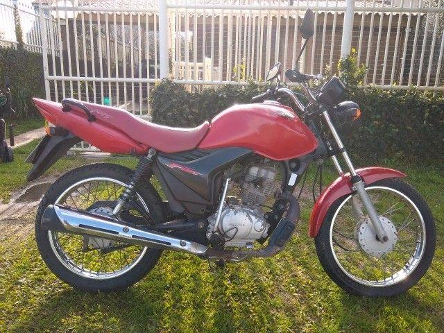 Honda Fan 125KS 2011
