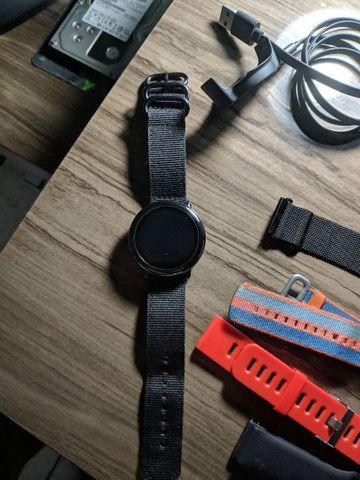 Smartwatch Amazfit PACE + 8 Pulseiras