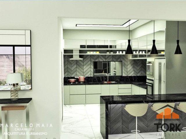 Condomínio Gramado casa a venda com 4 suítes - Foto 7