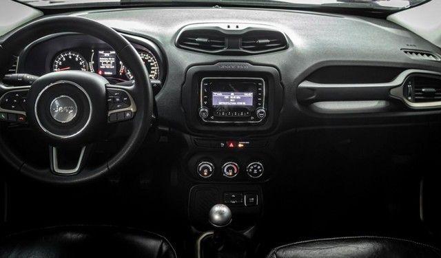Jeep Renegade 1.8 Sport Flex. Manual 5p - Laudo Cautelar 100% Aprovado - Foto 15
