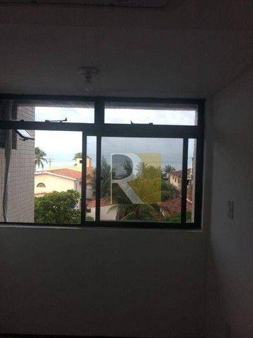 Apartamento Mobiliado com 1 dormitório para alugar, 58 m² - Manaíra - João Pessoa/PB - Foto 7