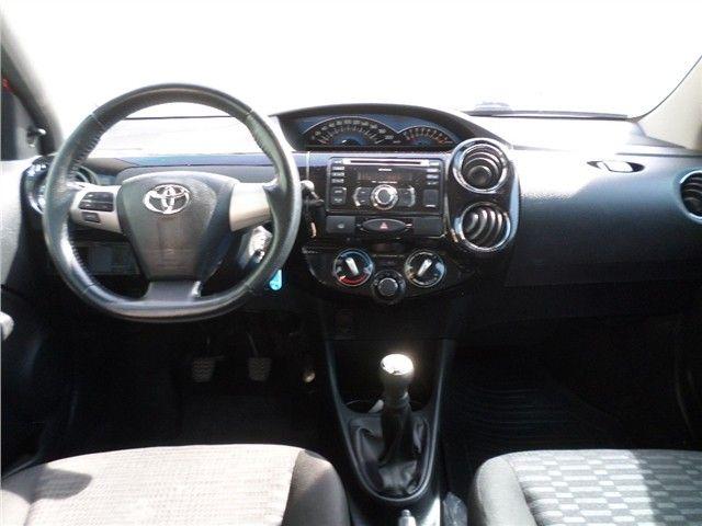 Toyota Etios 2014 1.5 xls 16v flex 4p manual - Foto 8