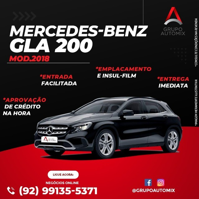 gla 200 2018