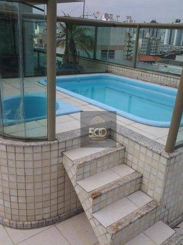Cobertura com 4 dormitórios à venda, 225 m² por R$ 1.200.000,00 - Balneário - Florianópoli - Foto 14