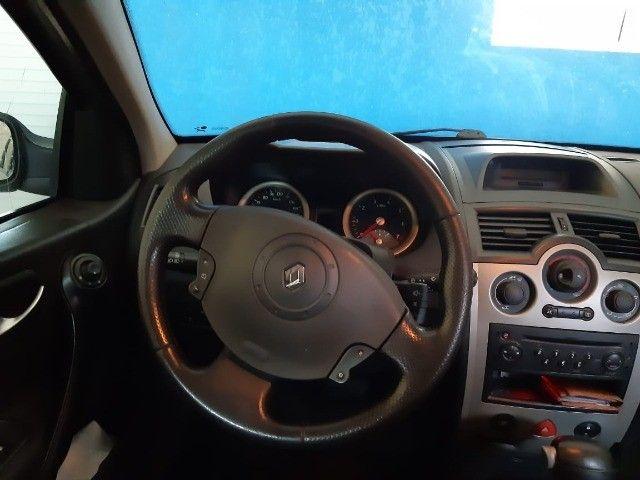 Megane Sedan Dynamique 2.0 16V Automático - Foto 9