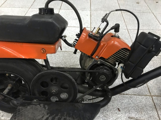 Walk machine com motor de roçadeira parcelo em até 18x - Foto 5