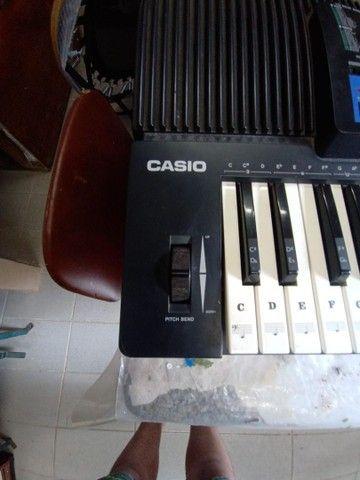 Teclado Casio ToneBank CT-670 perfeito