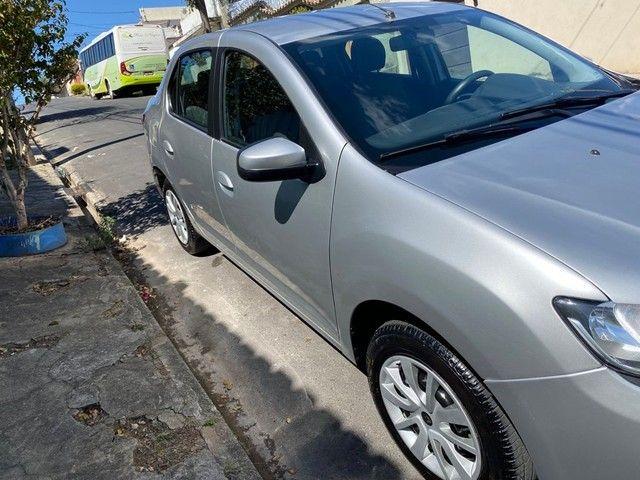Renault Logan completo 2018 3CC - Foto 3